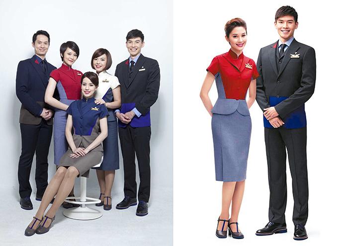 Đội ngũ tiếp viên của hãng China Airlines