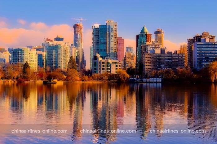Vancouver vào thu