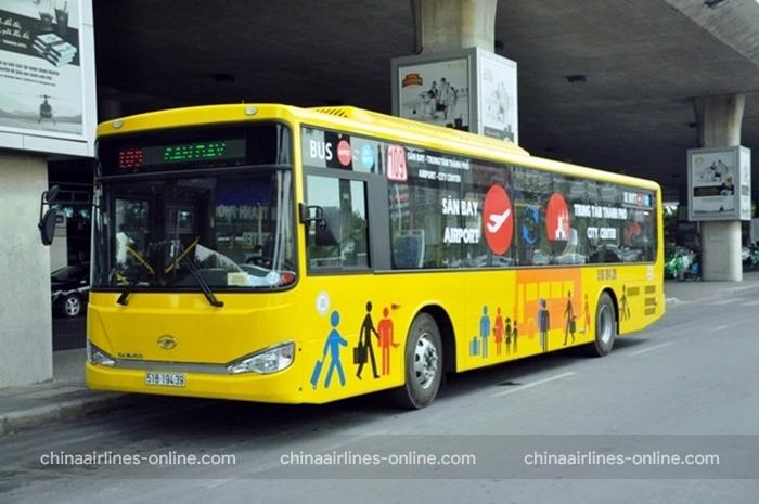 Xe bus là phương tiện di chuyển chính ở Đài Loan