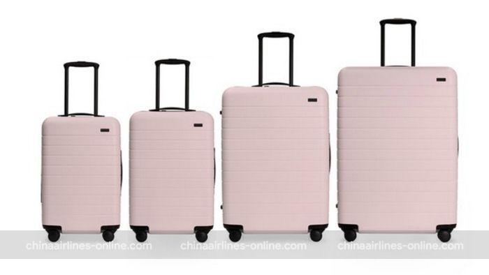 Quy định chung về hành lý China Airlines