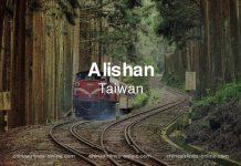 Alishan - Rừng quốc gia ở Đài Trung, Đài Loan