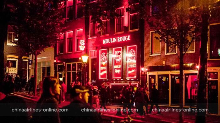 Khu đèn đỏ De Wallen