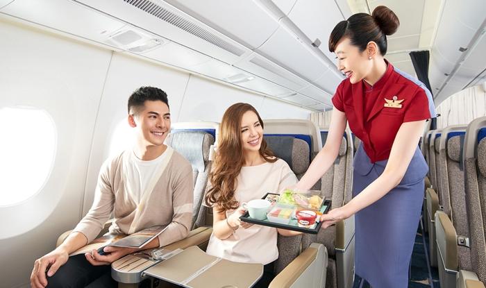 Phí hoàn đổi vé máy bay China Airlines