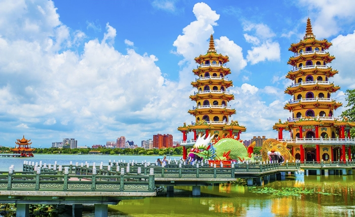 China Airlines khuyến mãi chỉ 144 USD đến Đài Loan