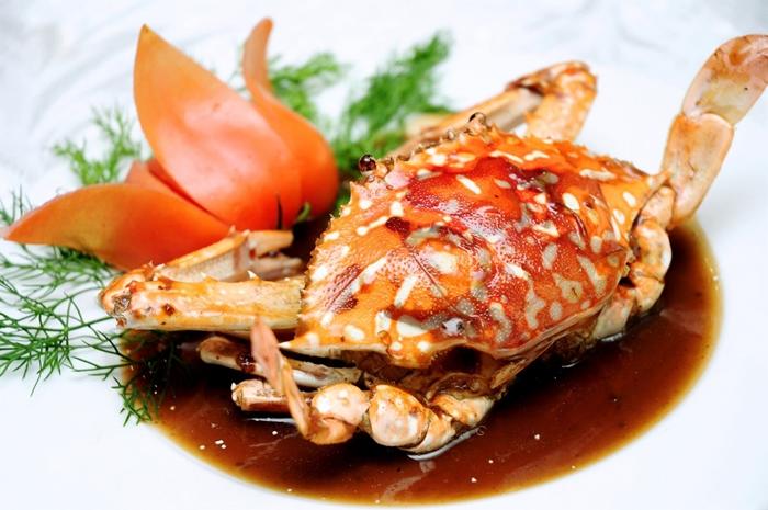 Tháng 10 Hàn Quốc thời điểm thưởng thức hải sản