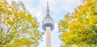 Tháng 10 du lịch Hàn Quốc điểm dừng chân lý tưởng nhất Châu Á
