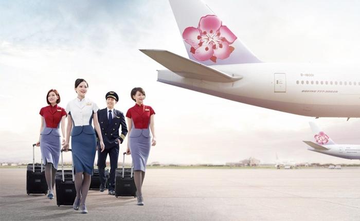 Phí đổi vé máy bay China Airlines