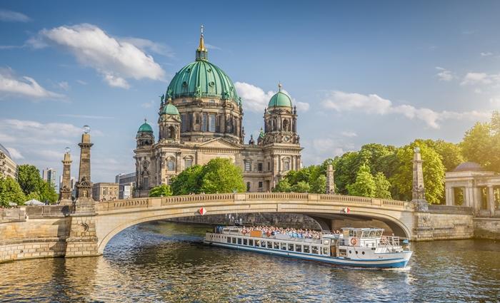 Đảo bảo tàng điểm du lịch hàng đầu Berlin