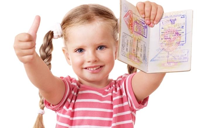 Quy định giấy tờ tùy thân cho trẻ em dưới 14 tuổi